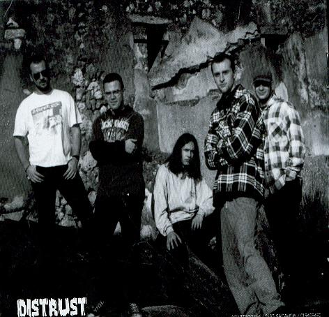 Distrust - Photo