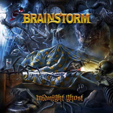 Brainstorm — Midnight Ghost (2018)