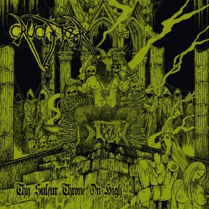 Crucifier - Thy Sulfur Throne on High