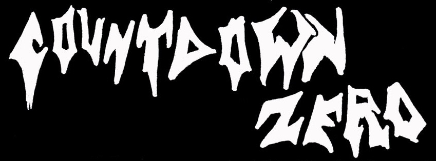 Countdown Zero - Logo