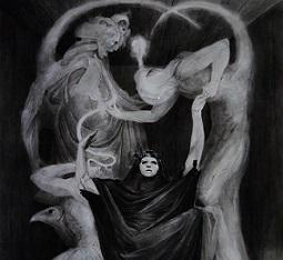 Palace of Worms / Xenotaph / Gloriam Draconis / Ehecatl - Amalgamation of the Opposites