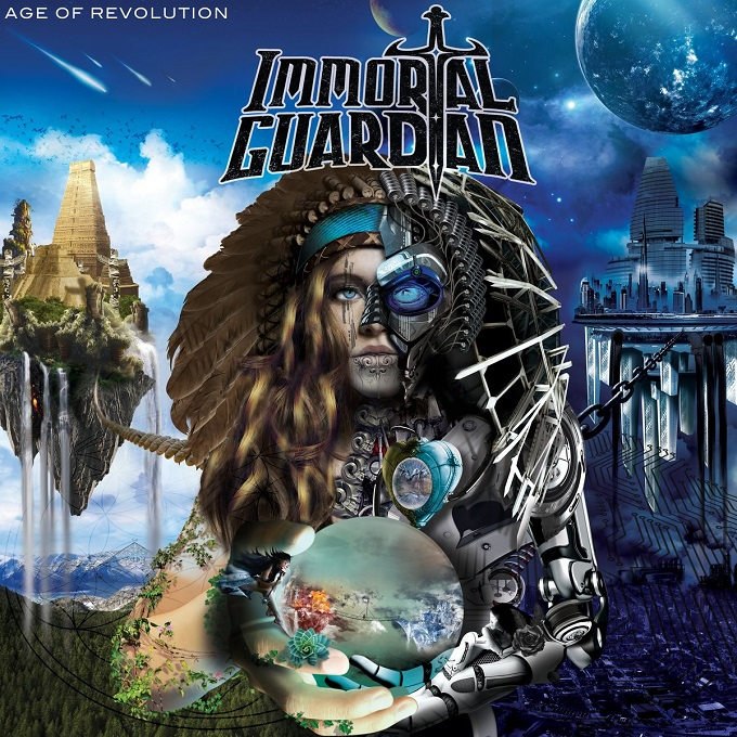 Immortal Guardian — Age of Revolution (2018)
