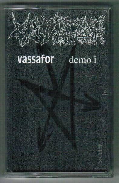 Vassafor - Demo I