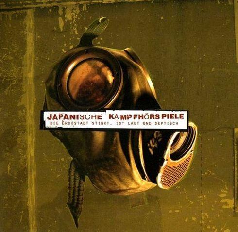 Japanische Kampfhörspiele - Die Großstadt stinkt, ist laut und septisch
