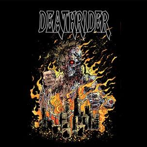 Deathrider — Deathrider (2018)