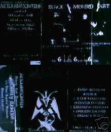 Acrimonious - Unholy Cult Demonic
