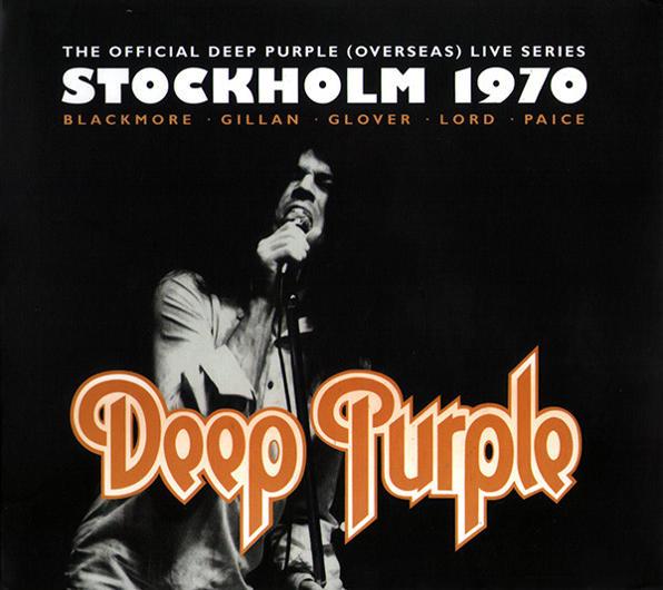 Deep Purple - Stockholm 1970