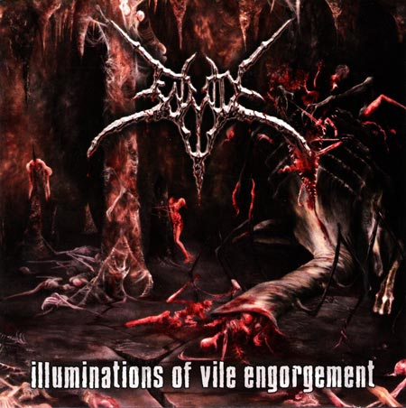 Enmity - Illuminations Of Vile Engorgement