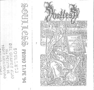 Soulless - Promo Tape 94