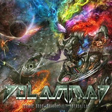 Dol Ammad - Cosmic Gods: Episode II - Astroatlas