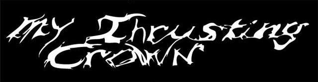 My Thrusting Crown - Logo