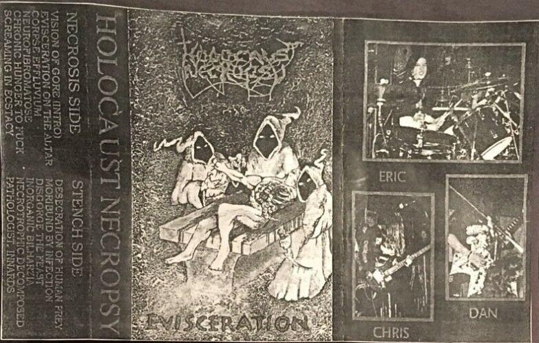 Holocaust Necropsy - Evisceration