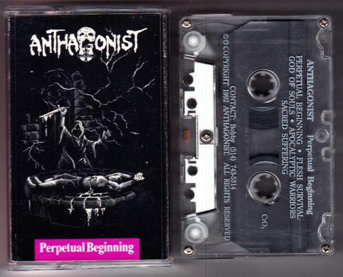 Anthagonist - Perpetual Beginning