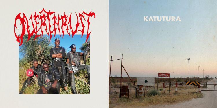 Overthrust - Overthrust / Katutura