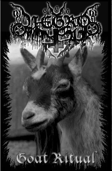 Negro Altar - Goat Ritual
