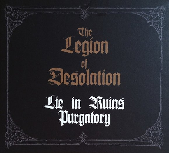 Purgatory / Lie in Ruins - The Legion of Desolation