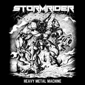 Stormrider - Heavy Metal Machine