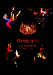 Wrathage - Annihilating