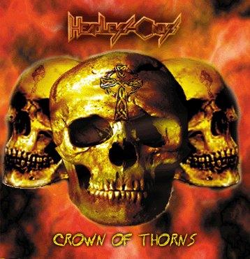 Headless Cross - Crown of Thorns