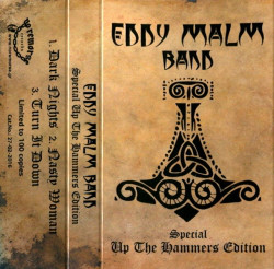 Eddy Malm Band - Special Up the Hammers Edition