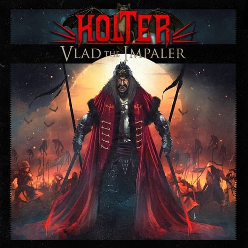 Holter — Vlad the Impaler (2018)