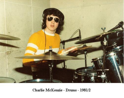Charlie McKenzie