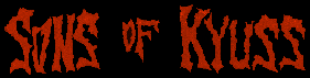 Sons of Kyuss - Logo