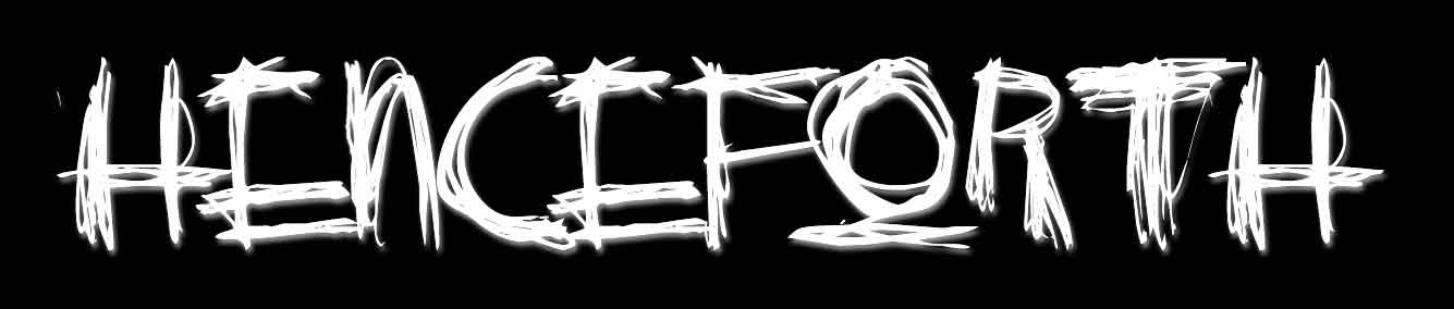 Henceforth - Logo