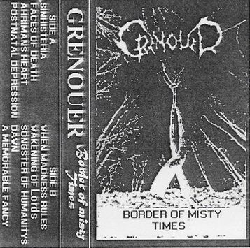 Grenouer - Border of Misty Times