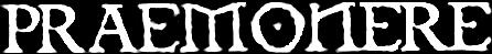 Praemonere - Logo
