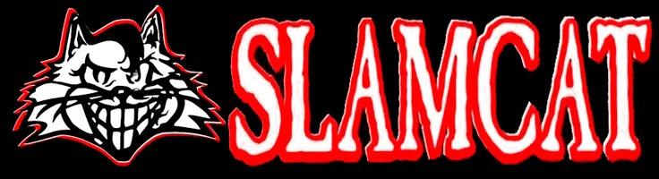 Slamcat - Logo