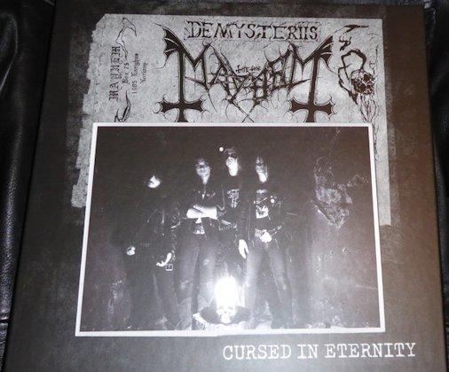 Mayhem - Cursed in Eternity