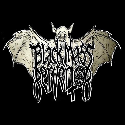 Black Mass Pervertor - Logo
