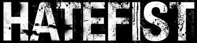 Hatefist - Logo