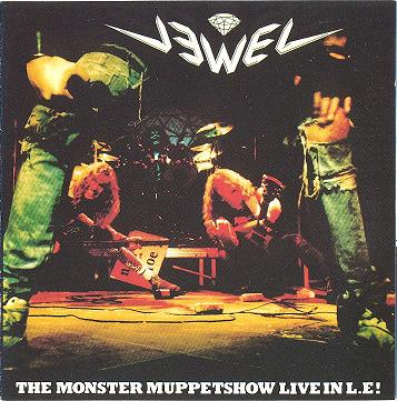 Jewel - Nou al moe? The Monster Muppetshow Live in L.E.!