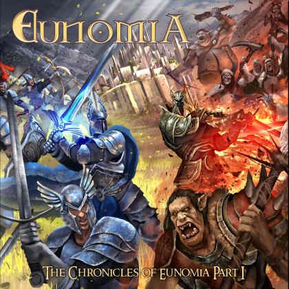 Eunomia - The Chronicles of Eunomia Part I