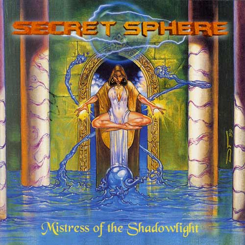 Secret Sphere - Mistress of the Shadowlight