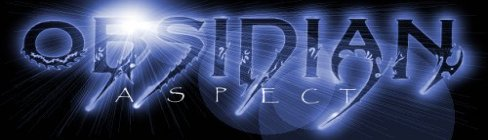 Obsidian Aspect - Logo