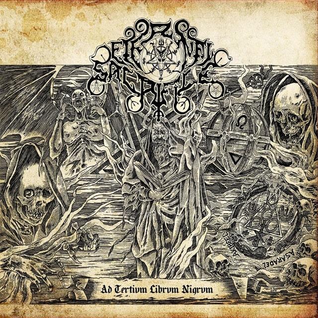 Eternal Sacrifice - Ad Tertivm Librvm Nigrvm