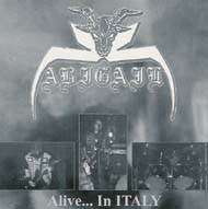 Abigail - Alive... in Italy