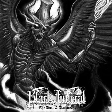 Black Funeral - The Dust and Darkness