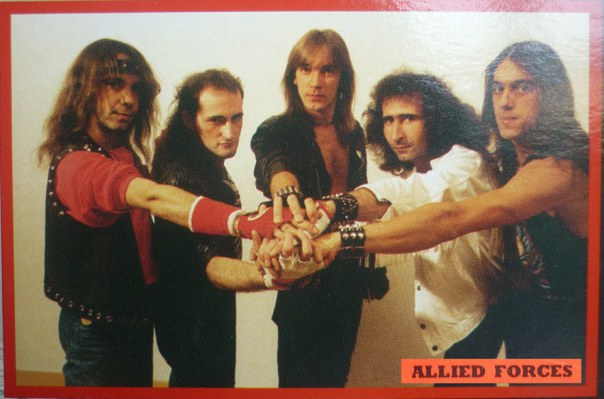 Allied Forces - Photo