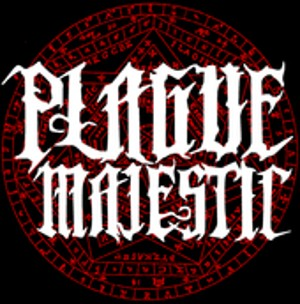 Plague Majestic - Logo