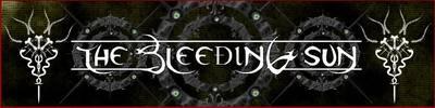 The Bleeding Sun - Logo