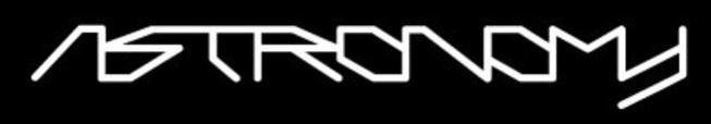 Astronomy - Logo