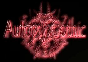 Autopsy Gothic - Logo