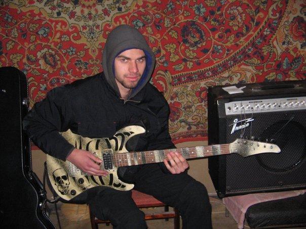 Alexey Kamashev