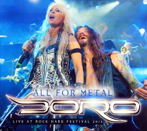 Doro - All for Metal (Live at Rock Hard Festival 2015)