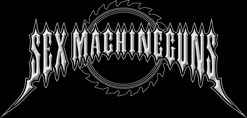 Sex Machineguns - Logo