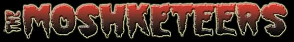 The Moshketeers - Logo
